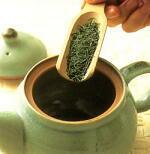 お茶の入れ方3の写真