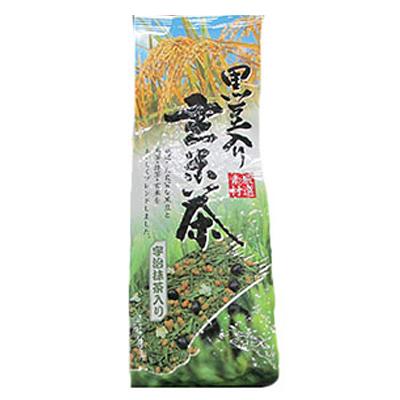 黒豆玄米茶